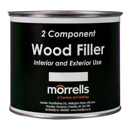 Morrells 2 Componenten Houtvuller