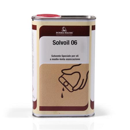 Borma Wachs Verdunner Solvoil 06 - langzaam drogend