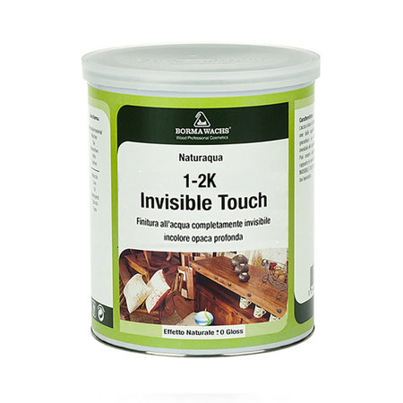 Borma Wachs Invisible Touch  0% gloss