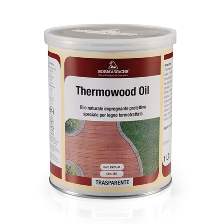 Borma Wachs Thermowood Oil
