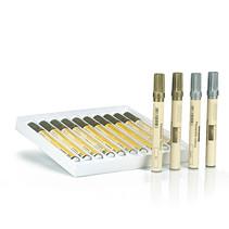 Colour Pen - goud/zilver/dukaatgoud/koper