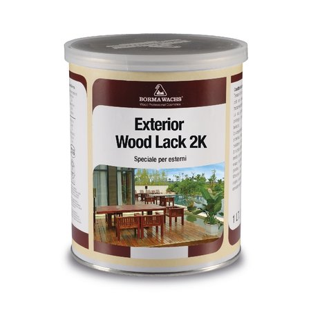 Borma Wachs Exterior Wood Lack 2K