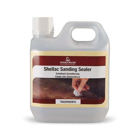 Borma Wachs Shellac Sanding Sealer