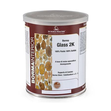 Borma Wachs  Borma Glass - 2 componenten epoxy