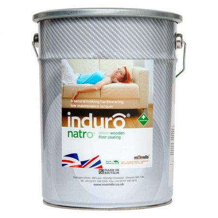 Morrells Induro - Vloerlak Natro - 5 liter