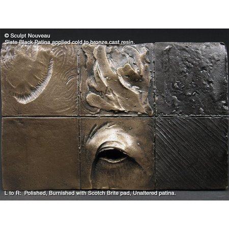 Sculpt Nouveau Zwarte Patina's - verouderingseffect