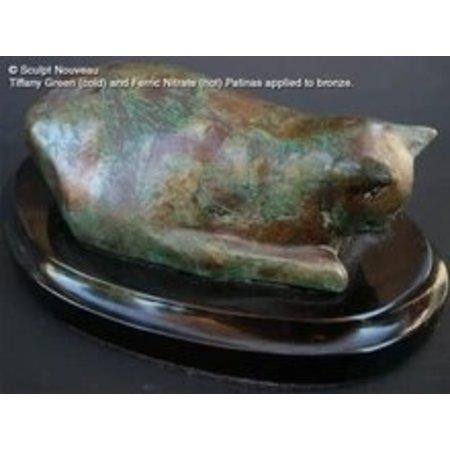 Sculpt Nouveau Bruine Patina's