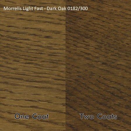 Morrells Light Fast Hout Stains - Eikenhout - Kleurcollectie