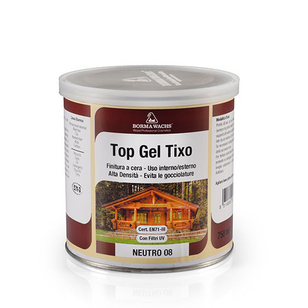 Borma Wachs Top Gel Tixo - Decor Wax Coating