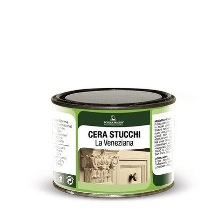 Borma Wachs Wax voor stucwerk - watergedragen - La Veniziana