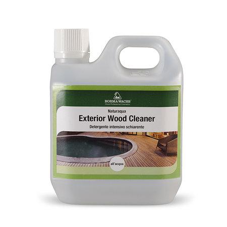 Borma Wachs Exterior Wood Cleaner - Buiten
