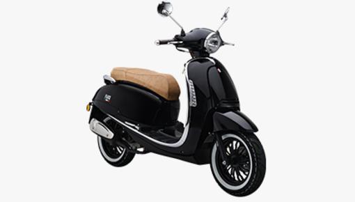 Bekijk onze scooters