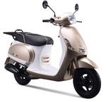 Benzine scooters