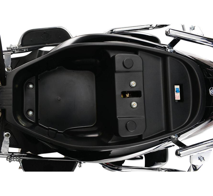 IVA T3 Zwart