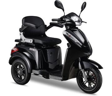 IVA E1000 Zwart