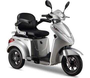 IVA E1000 Zilver