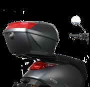 IVA E-GO S3 Achterdrager voor koffer