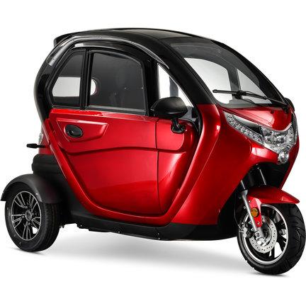 Bekijk onze elektrische driewielers