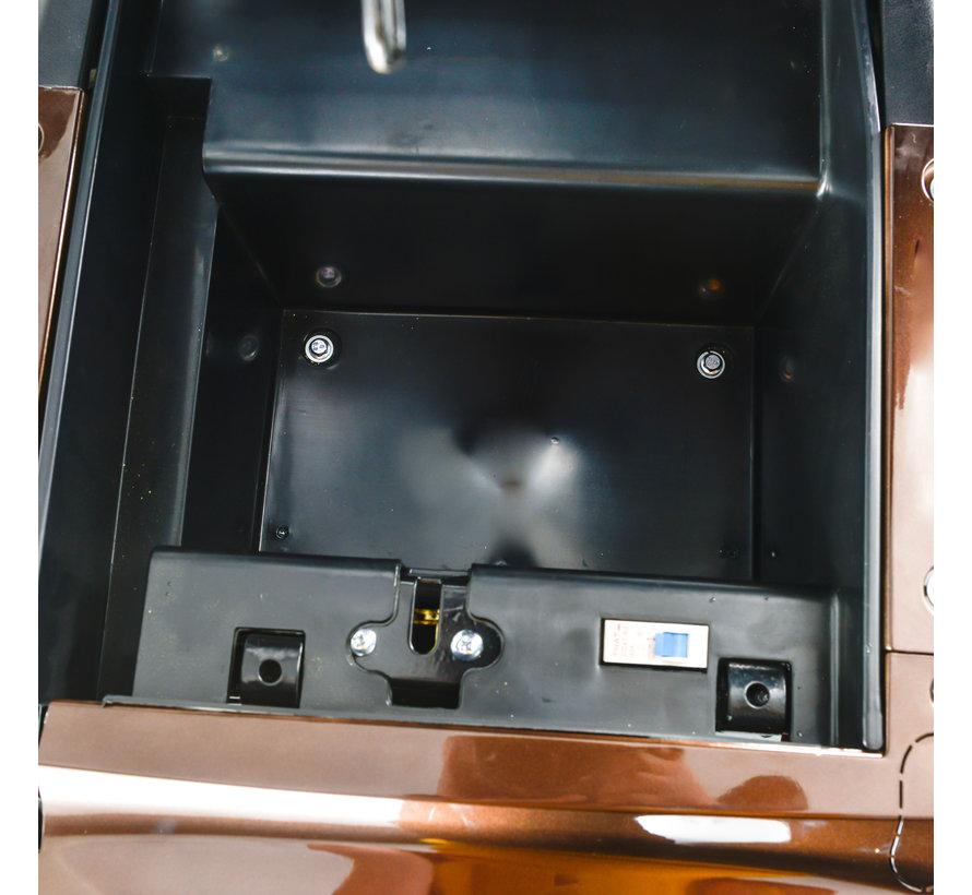 IVA A1000 Zwart