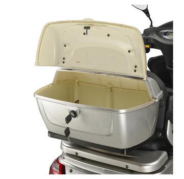 IVA E1000 Koffer Zilver