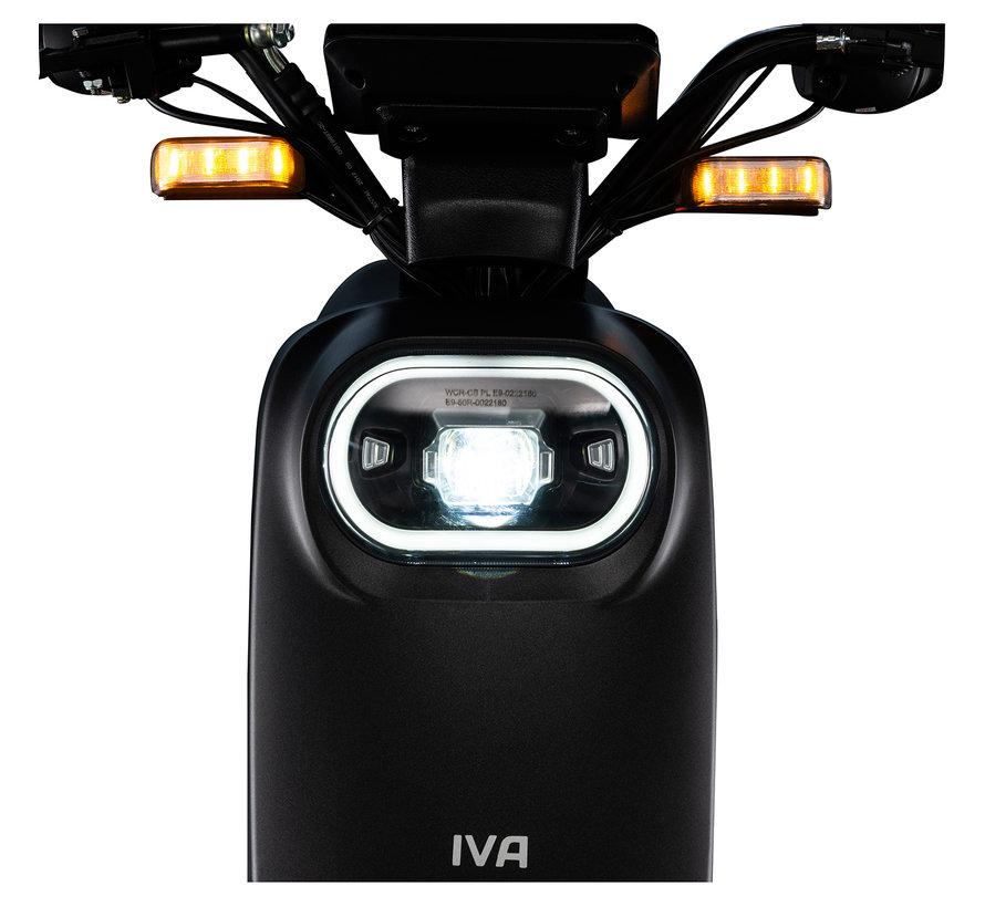 IVA E-GO S2 Matzwart