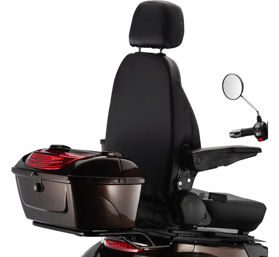 IVA A1000 Koffer Bruin
