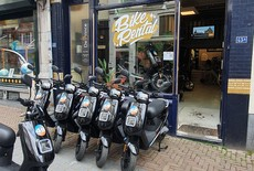 De modellen van IVA zijn erg populair onder verhuurders van e-scooters!