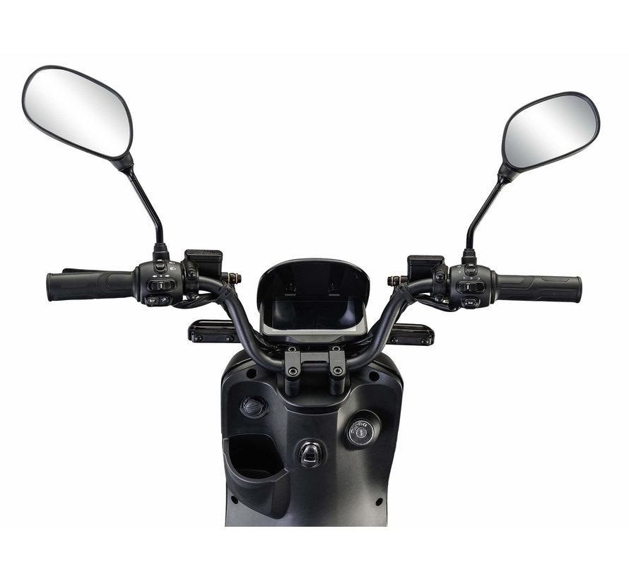 IVA E-GO S4 Matblauw