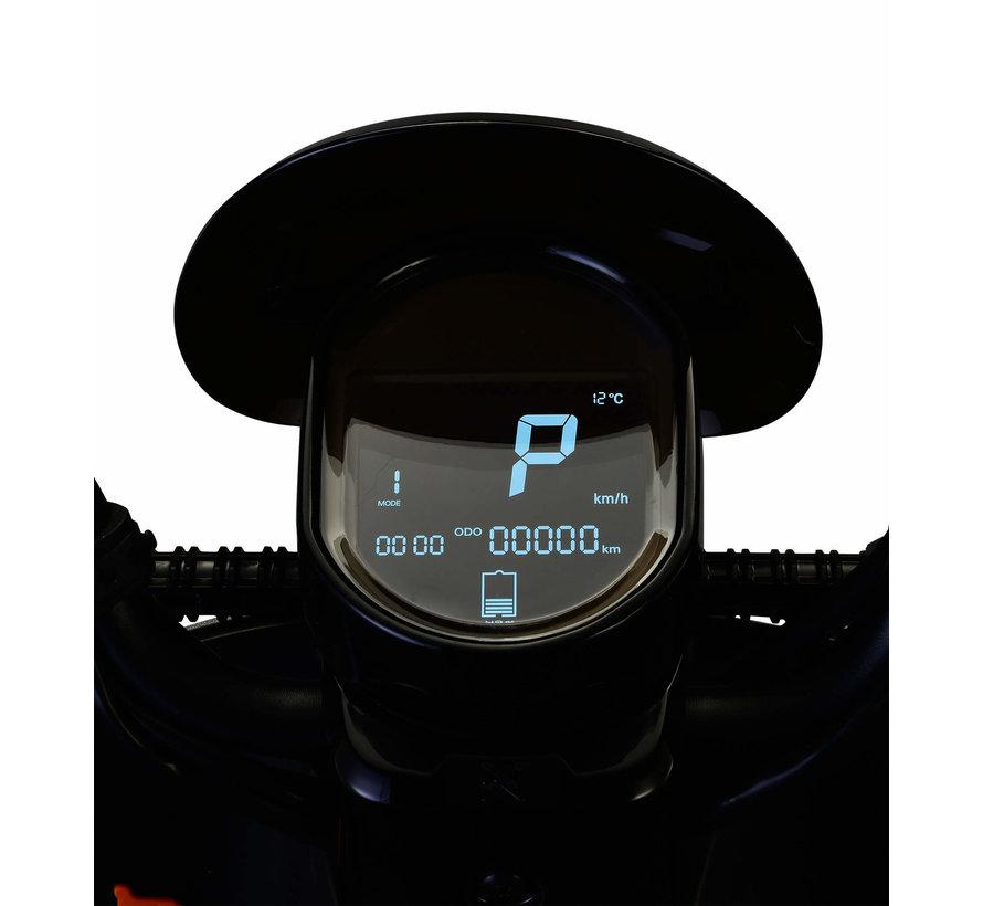 IVA E-GO S3 Special Matzwart