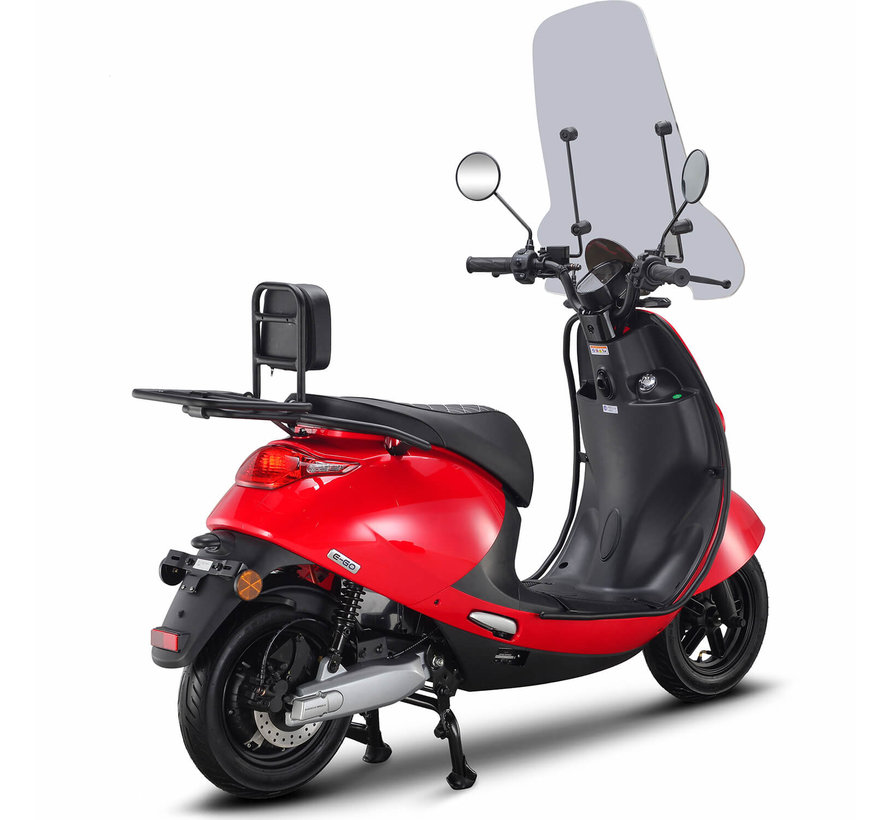 IVA E-GO S3 Special Rood