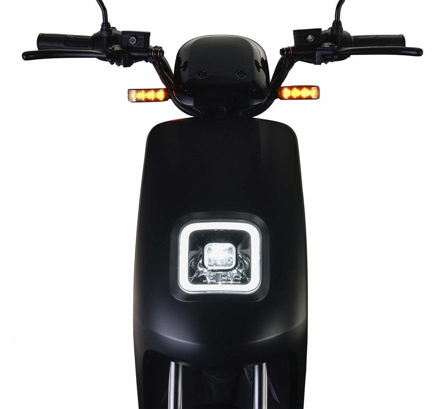 IVA E-GO S4 Special Matzwart