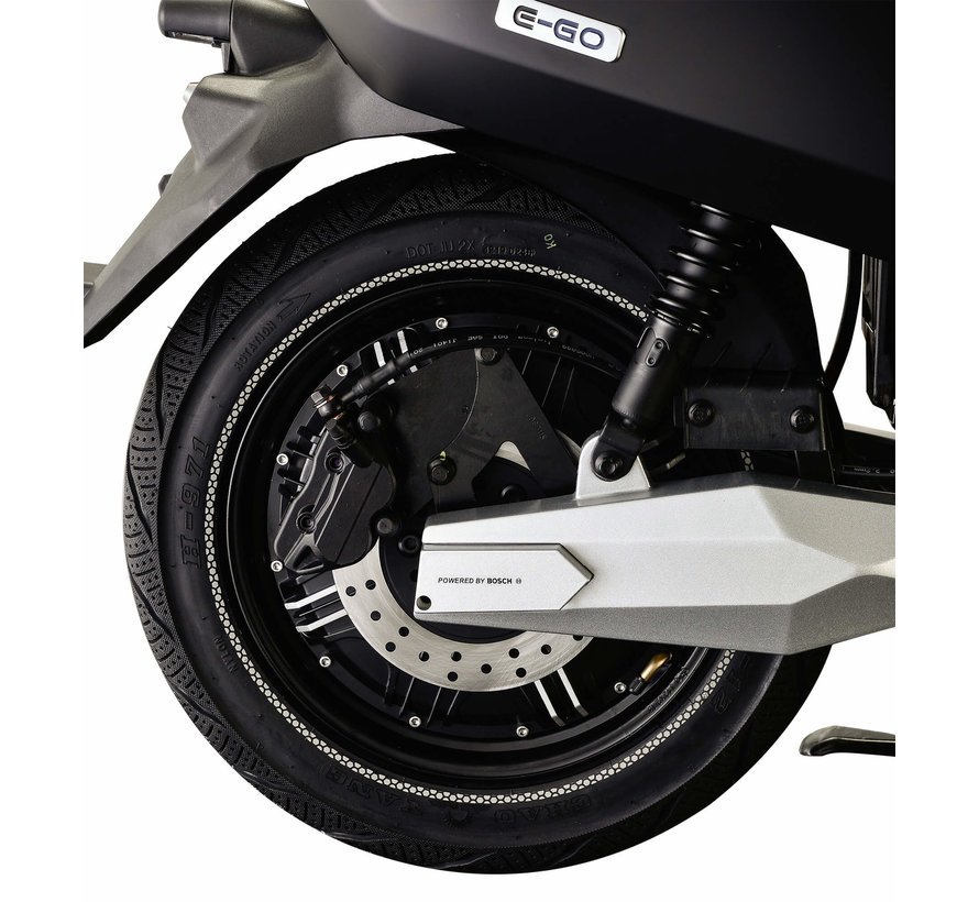 IVA E-GO S5 Special Zwart