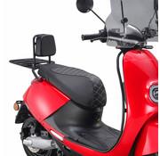 IVA E-GO S3 Special Zadel Zwart