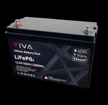 12v 100ah lithium accu