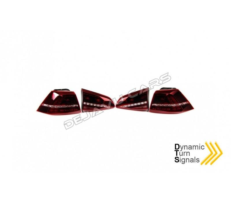 Dynamic LED Tail Lights for Volkswagen Golf 7