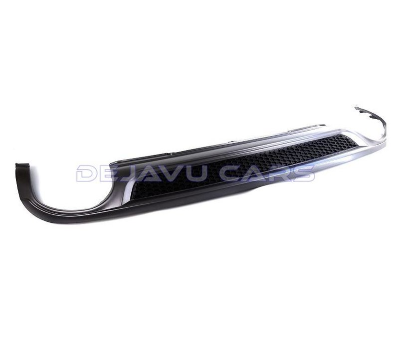 S line Look Diffuser for Audi A4 B8
