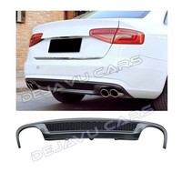 S line Look Diffuser for Audi A4 B8.5