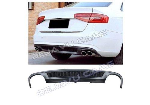 OEM LINE S line Look Diffuser voor Audi A4 B8.5