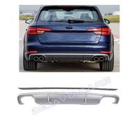 S4 Look Diffusor für Audi A4 B9