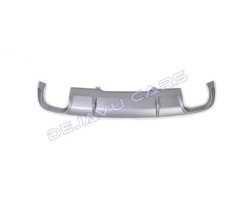 S4 Look Diffuser + Exhaust tail pipes for Audi A4 B9