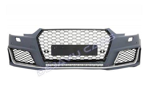 OEM LINE RS4 Look  vordere Stoßstange für Audi A4 B9
