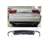 S line Look Diffuser voor Audi A6 C7 4G
