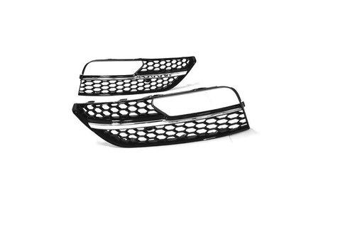 OEM LINE RS3 Look Fog light grille for Audi A3 8V