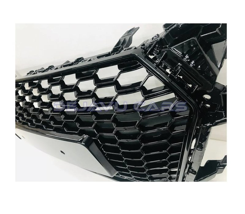 RS Look Front Grill Black Edition for Audi TT