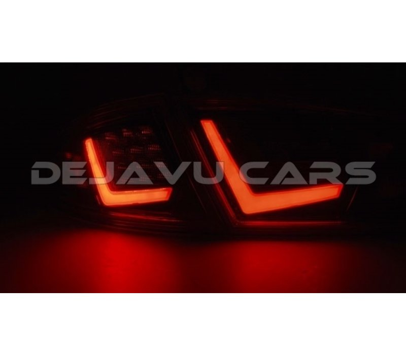 LED Tail lights Seat Leon 03.2009-2013