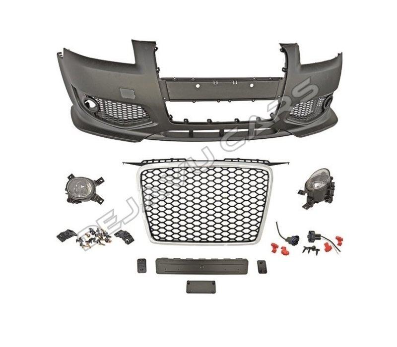 RS3 Look Voorbumper voor Audi A3 8P