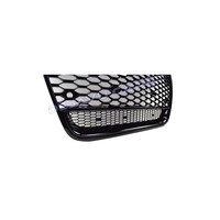 RS6 Look Front Grill Black Edition  for Audi A6 C7 4G