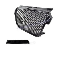 Audi A1 8X RS1 Look Front Grill High-gloss Black Edition