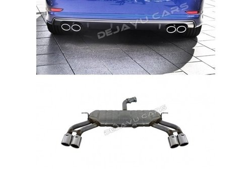 OEM LINE S3 Look Exhaust system for Audi A3 8V