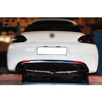 RS Look Exhaust Tips 152mm x 95mm for Audi